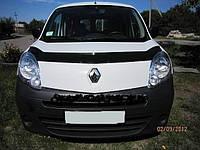 Дефлектор капота Renault Kangoo 2009-