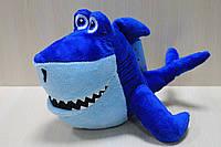Игрушка Акула 001 (Тьома), мягкая игрушка производитель Копыця, Украина