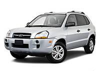 Подкрылки передние Хюндай Туксон (2004-2010) Hyundai Tucson
