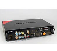 Усилитель звука AMP 102, усилитель мощности звука, цифровой радиоприемник, компактный усилитель