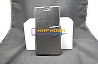 Чехол-книжка PU кожа кожаный Prestigio MultiPhones 3527 Wize NK3 Черный