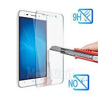 Защитное стекло для экрана Huawei Honor 4C твердость 9H, 2.5D (tempered glass)