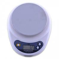 Электронные кухонные весы Весы 6141/141B 5 килограмм