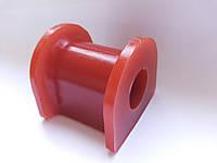 Полиуретановые втулки переднего стабилизатора ТИП 1 Deawoo Lanos (Ланос) (№ дет. 96444469)