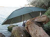 Зонт для рыбалки складной 1.8 метра дм с клапаном и конструкцией ромашки