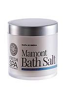 Соль для ванны Мамонтовая Natura Siberica Fresh Spa Panta De Siberia 400мл