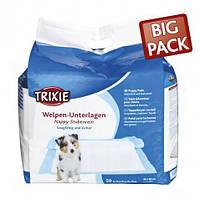 Пеленки для щенков и взрослых собак Trixie, 50 шт., 40х60 см