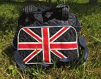 Стеганная сумка Флаг Британии