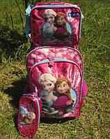 Детский чемодан 3 в 1 Холодное сердце