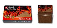 Разжигатели огня Czechowice в картонной упаковке 64 шт.