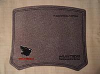 Коврик компьютерный для мышки Wild Wolf, 260 х 280 мм
