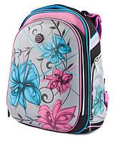 Школьный ранец CLASS SchoolCase, Flowers арт. 9624