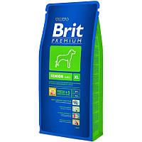 Brit  Premium Senior XL 15кг- для стареющих собак гигантских пород