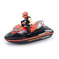 Игрушечные машинки и техника «Dickie Toys» (7266808) скутер, 22 см (красный)