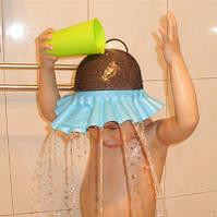 Шапочка-козырек для купания