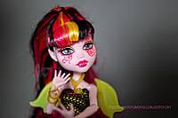 Monster High Great Scarrier Reef Draculaura Doll кукла Дракулаура из серии Большой Скарьерный Риф