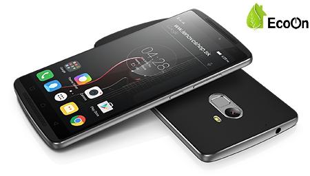 Мобильный телефон Lenovo A7010 Dual Black X3 lite 2/32Gb, фото 2