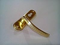 Замок врезной FZB 15-13-001 ЕТ 71106 GP золото