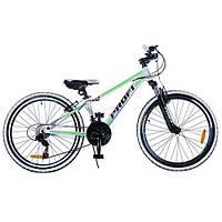 Подростковый спортивный велосипед  PROFI   (G24A315-L-3W)  алюминиевый