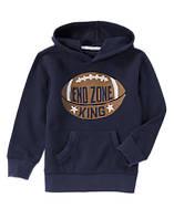 Худи-пуловер флис для мальчика Gymboree (США)