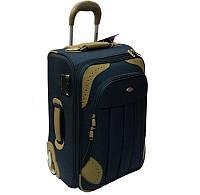 Большой турецкий чемодан на двух прорезиненных колёсах фирмы CCS
