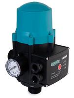 Контроллер давления DSK-2.1 KATRAN Aquatica угловой+манометр