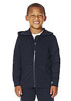 Худи-пуловер на молнии для мальчика 8-9 лет Хлопок 100% F&F (Tesco Англия)