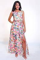 Ультра модный сарафан из креп-шифона, фото 1