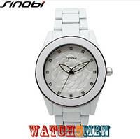 Часы женские Sinobi S9562G White