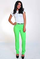 Милые брюки яркого цвета