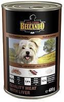 Консервы для собак Belcando Мясо с печенью 400 гр