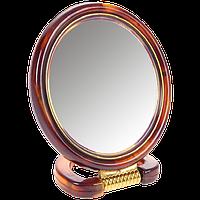 Настольное двухстороннее зеркало ( обычное и с увеличением) chic de mirror (d 12 х 9 см)