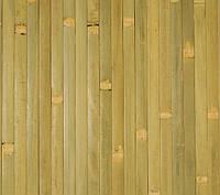 Бамбуковые обои, бледно-зеленые, ширина 200 см.