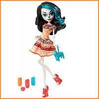 Кукла Monster High Скелита Калаверас (Skelita Calaveras) из серии Scarnival Монстр Хай