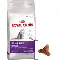 Royal Canin Sensible 33 для кошек с чувствительной пищеварительной системой 2 кг