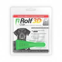 Rolf Club Инсектал капли от  блох и клещей для собак более 40 кг