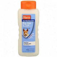 Ultra Guard Hartz H2305 шампунь для собак от блох и клещей