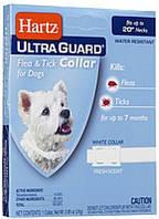 Ultra Guard Hartz H80484 ошейник для собак от блох и клещей