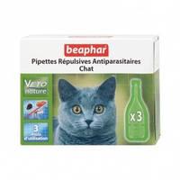 Bio spot on Beaphar капли против блох и клещей для кошек для котов