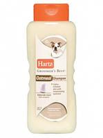 Шампунь с овсяным маслом для собак с чувствительной кожей, 532 мл Hartz