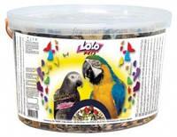 Корм для больших попугаев Lolo Pets