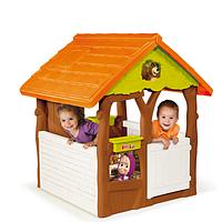 """Детский игровой домик """"Маша и медведь"""" Smoby 810600"""