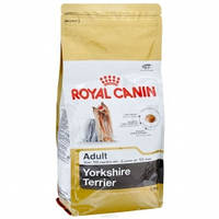 Royal Canin (Роял Канин) Yorkshire Terrier Adult 28 сухой корм для йорков 1,5 кг