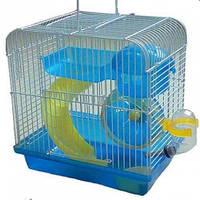 Клетка для грызунов 167 эмаль 27*21*26см