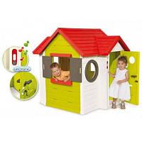 """Детский игровой домик со звонком """"Мой дом"""" Smoby 810400"""