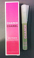 Женская туалетная вода Chanel Chance Eau Fraiche (Шанель Шанс Еу Фреш) 8мл в твердой упаковке
