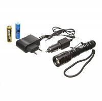 Светодиодный фонарик Police 8352. XPE. Оптический зум. Ручной фонарь Police, аккумуляторный