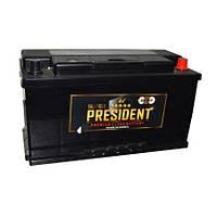 Аккумулятор автомобильный President