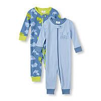 Пижама-комбинезон на мальчика Набором и поштучно The Children's Place (США)