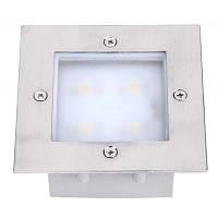 Светодиодный грунтовый светильник Brille LED-311/4W нейтральный свет